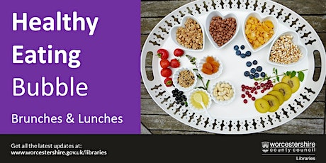 Healthy Eating Bubble: Brunches & Lunches tickets