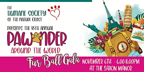 18th Annual FurBall Gala for the Humane Society of the Nature Coast tickets