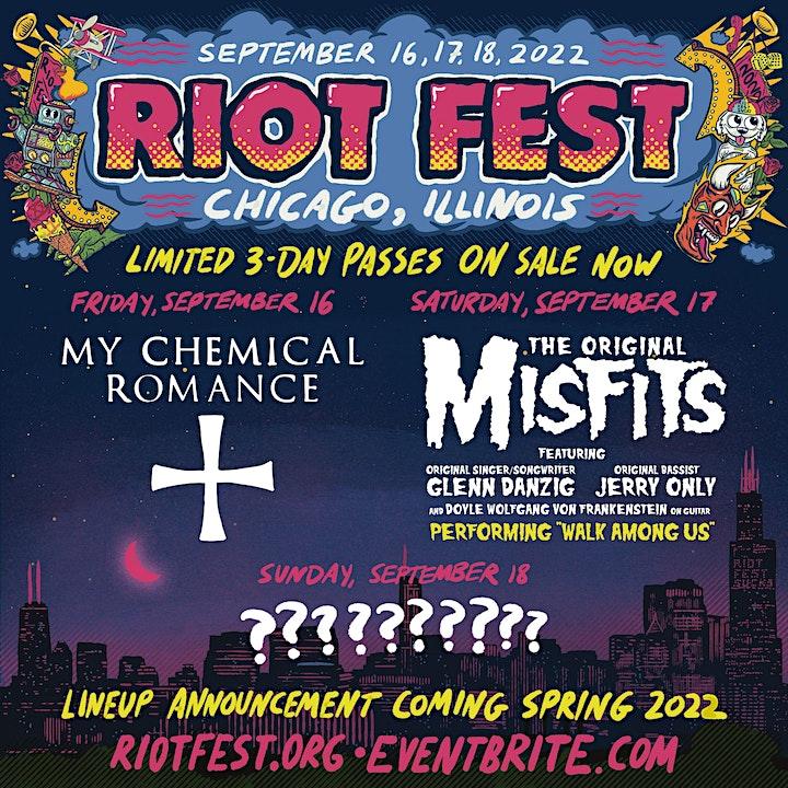 Riot Fest 2022 image