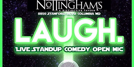 LAUGH. Live Standup Comedy Open Mic tickets