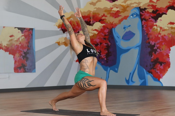 OH Well Event: Ignite Your Light Yoga Flow image