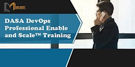 DASA DevOps Professional Enable & Scale™ 2 Days Training in Aguascalientes entradas