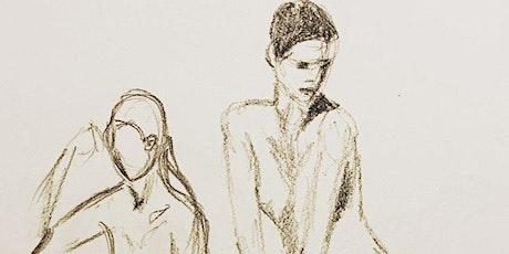 Moon Gallery & Studio Virtual Figure Drawing tickets