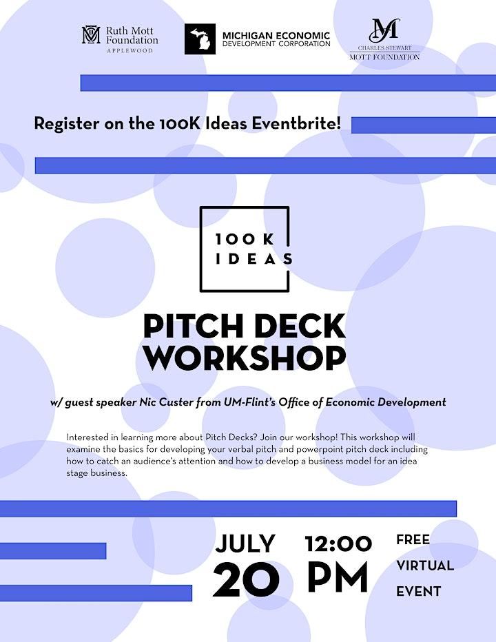 Pitch Deck Workshop image