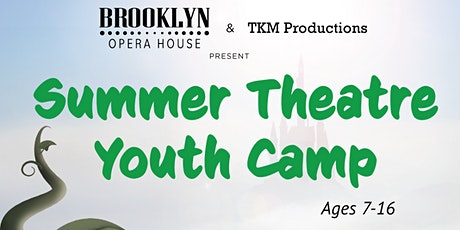 Summer Theatre Youth Camp tickets