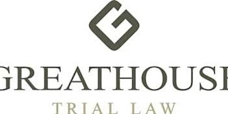 Personal Injury Attorney tickets