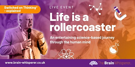 Is your life a roller coaster?  Understand why you feel the way you do! tickets