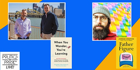 P&P Live! Parenting Panel: WHEN YOU WONDER, YOU'RE LEARNING & FATHER FIGURE tickets