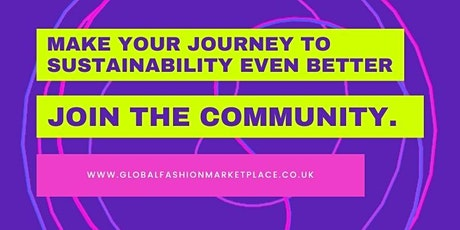 The  Sustainable Fashion Conversation tickets