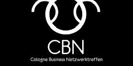 Kopie von Cologne Business Netzwerk Tickets