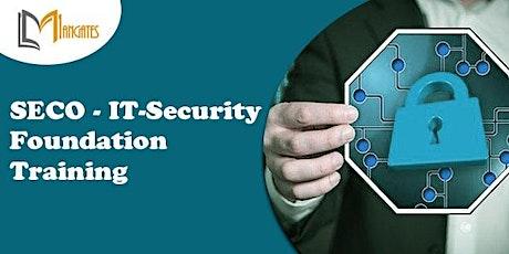 SECO - IT-Security Foundation 2 Days Training in Aguascalientes entradas