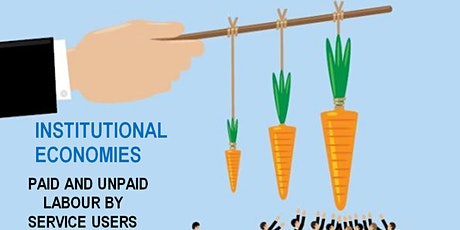 INSTITUTIONAL ECONOMIES:   PAID AND UNPAID  LABOUR BY SERVICE USERS tickets