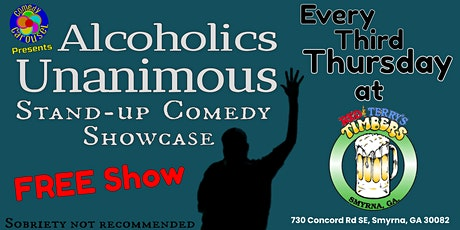 Alcoholics Unanimous: Stand-up Comedy Show tickets