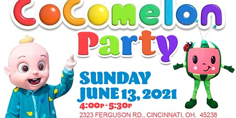 It's A Cocomelon Party tickets