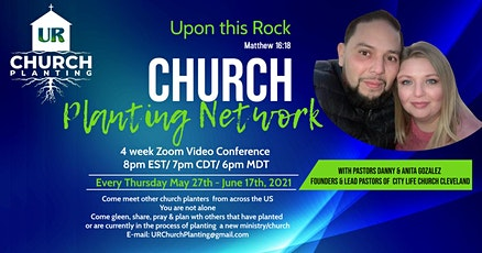 UR Church Planting Conference tickets