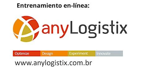 Entrenamiento en línea: anyLogistix - 12 al 15 de julio ingressos