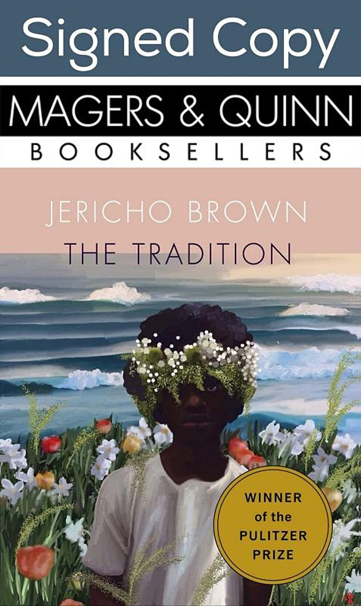 An Evening with Jericho Brown image