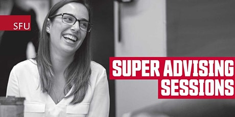 Super Advising Sessions (Faculty of Applied Science) tickets