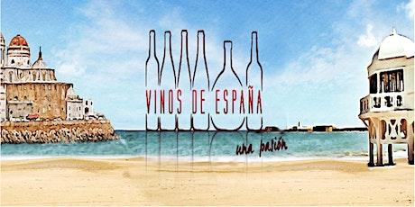 Vinos de España, una pasión entradas