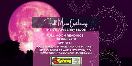Strawberry Moon Gathering tickets