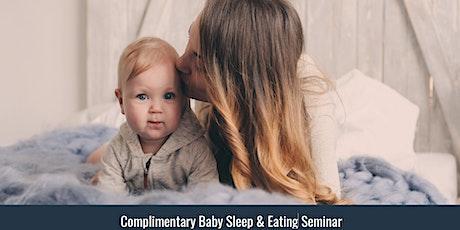 June Virtual Sleep & Baby Led Weaning Seminar tickets