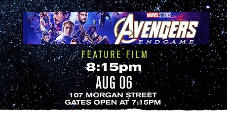 Avengers: Endgame: Drive-In Movie Night Series tickets