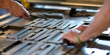 Basics of Letterpress Printing workshop, with Oli Bentley (10:00) tickets