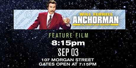 Anchorman: Drive-In Movie Night Series tickets