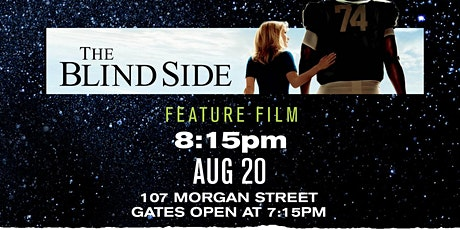 Blind Side: Drive-In Movie Night Series tickets