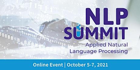 NLP Summit 2021 tickets