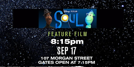 Soul: Drive-In Movie Night Series tickets