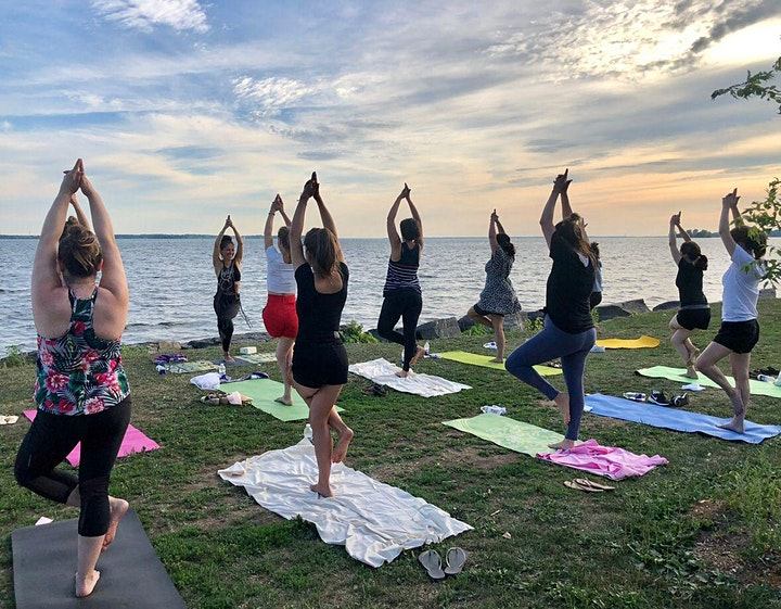 Soul City Yoga in Nature image