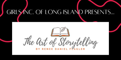 The Art of Storytelling Jr. for 9th - 12th Grade Girls tickets
