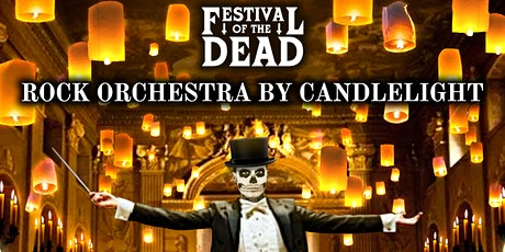 The Rock Orchestra by Candlelight: Colchester tickets