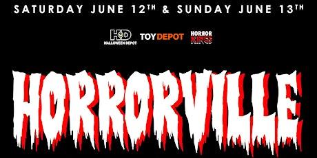 HORRORVILLE The Ultimate Horror Pop Up Shop Inside Halloween Depot tickets