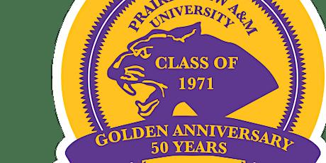 Golden Anniversary Reunion Class of 1971 tickets
