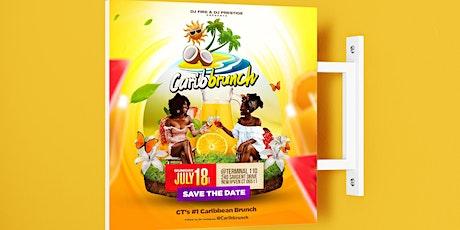 "Caribbrunch ""CT's #1 Caribbean Brunch"" tickets"