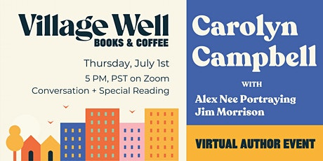 Conversation & Special Reading with Carolyn Campbell tickets