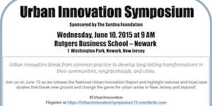 Urban Innovation Symposium