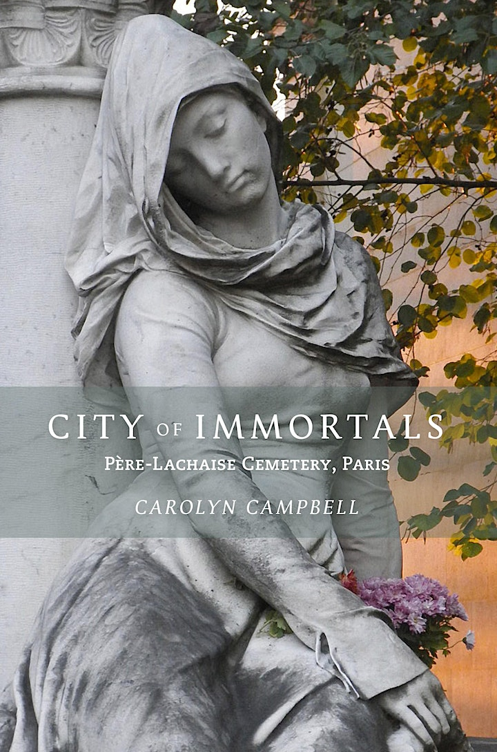 Conversation & Special Reading with Carolyn Campbell image
