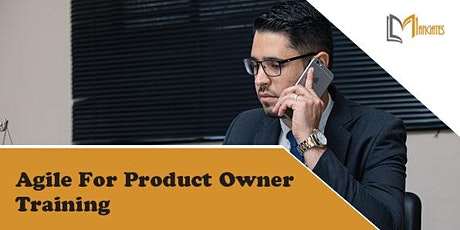 Agile For Product Owner 2 Days Virtual Live Training in Baltimore, MD tickets