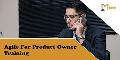 Agile For Product Owner 2 Days Training in San Francisco, CA tickets