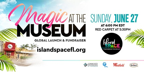 Magic at the Museum tickets
