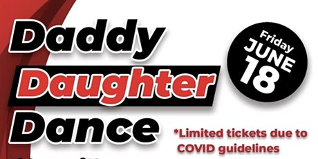 DADDY DAUGHTER DANCE 21 tickets