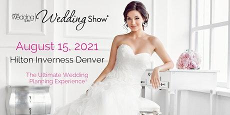 PWG Wedding Show | August 15, 2021 |Hilton Inverness Denver tickets