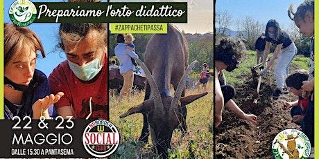 AgriSocialClub a Pantasema! Costruiamo una comunità sostenibile e solidale! biglietti