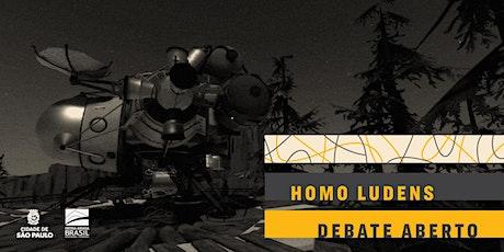 "HOMO LUDENS   Debate aberto sobre ""Outer Wilds"" ingressos"