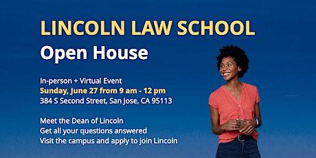 Law School Open House - June 27 tickets