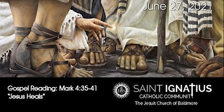 Sunday  Mass - June 27, 2021 tickets
