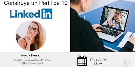 ¡Cómo crear un Perfil de LinkedIn de 10! ingressos